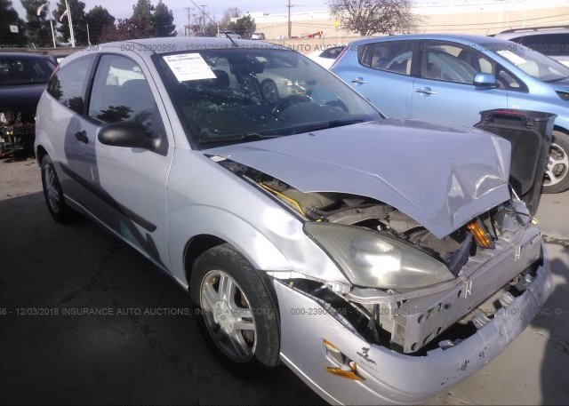 Inventory #173494809 2003 FORD FOCUS