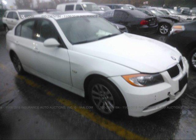 Inventory #806024522 2006 BMW 325