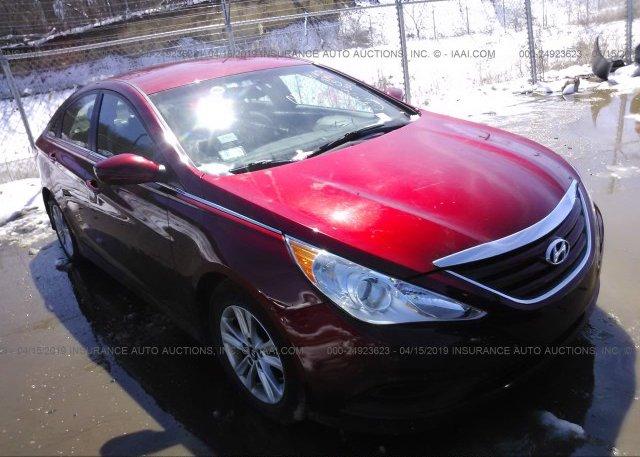 Inventory #352236201 2014 Hyundai SONATA