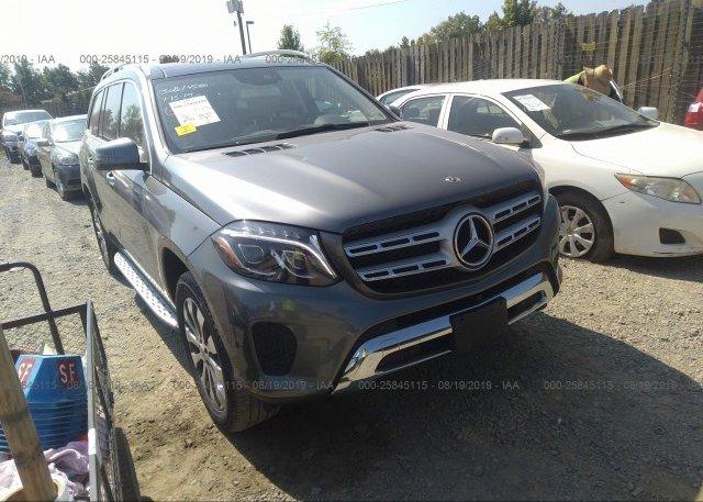 Inventory #315804803 2018 Mercedes-Benz GLS
