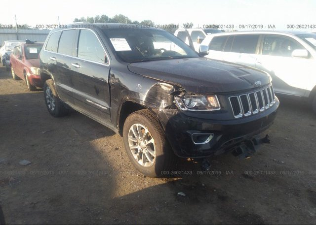 Inventory #370545187 2016 JEEP GRAND CHEROKEE