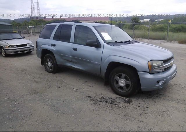 Inventory #524120615 2006 Chevrolet TRAILBLAZER
