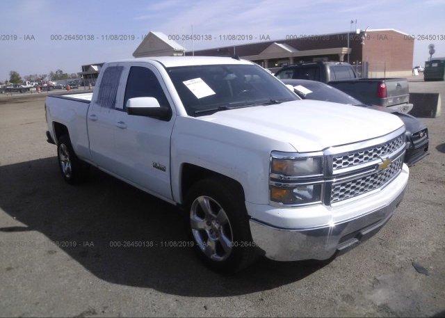 Inventory #205313424 2014 Chevrolet SILVERADO