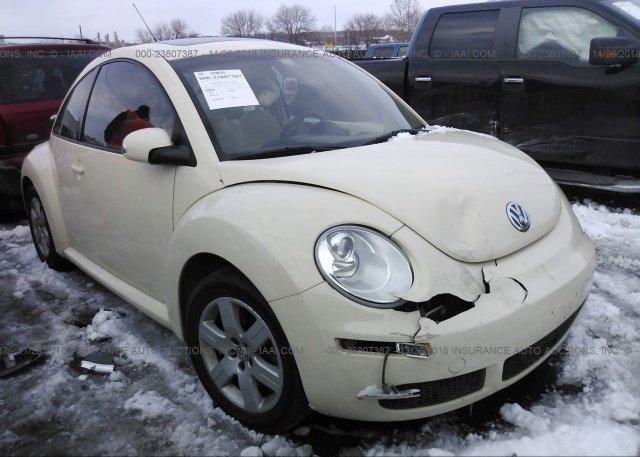Inventory #996279749 2007 Volkswagen NEW BEETLE