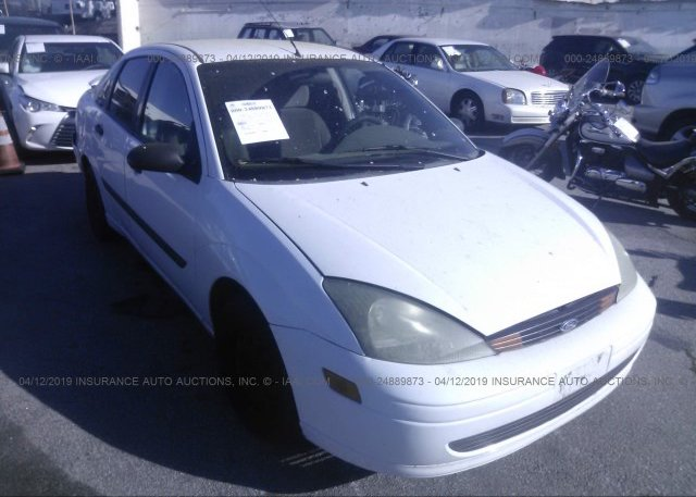 Inventory #129822217 2003 FORD FOCUS