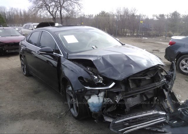Inventory #797604312 2014 FORD FUSION