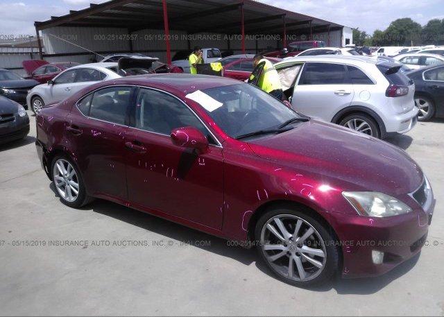 Inventory #626252946 2007 Lexus IS