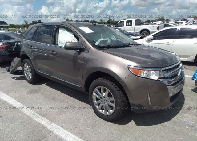 Inventory #735497920 2013 FORD EDGE