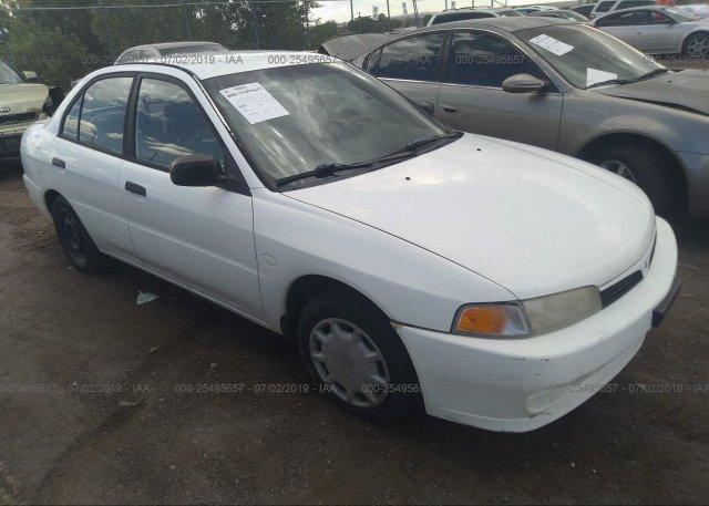 Inventory #356095216 2000 Mitsubishi MIRAGE