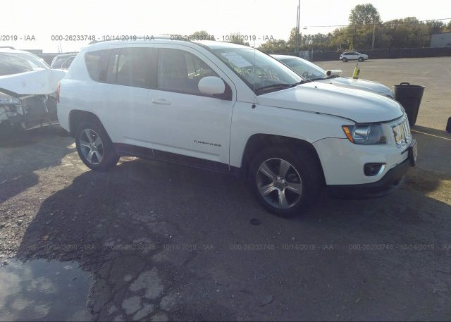 Inventory #504369264 2017 JEEP COMPASS