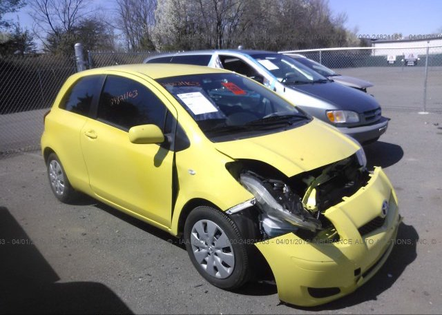 Inventory #988835142 2010 Toyota YARIS