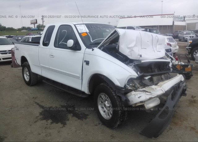 Inventory #359199289 2002 FORD F150