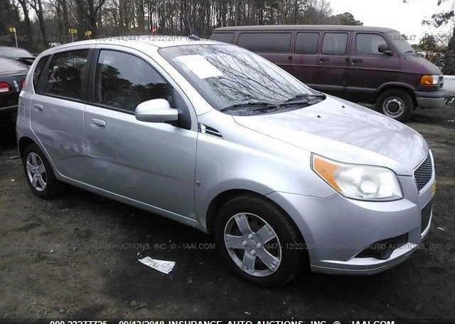 Inventory #848165477 2009 Chevrolet AVEO
