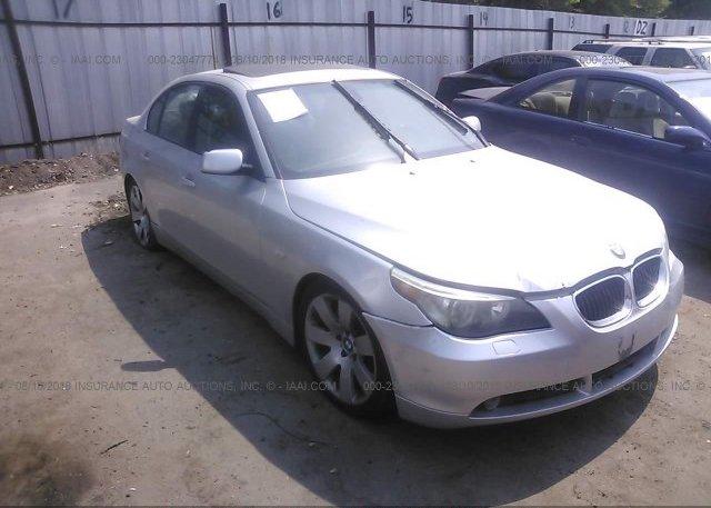 Inventory #655630358 2006 BMW 530