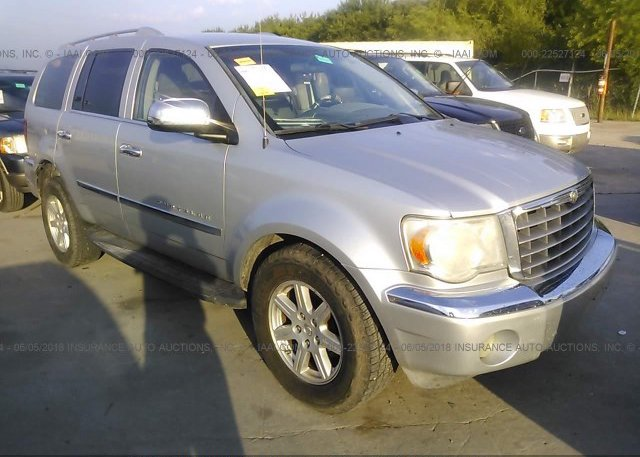 Inventory #536302243 2007 Chrysler ASPEN