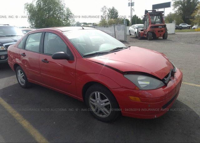 Inventory #920925796 2003 FORD FOCUS