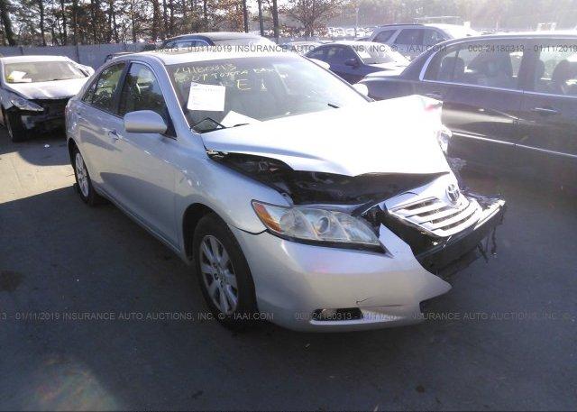 Inventory #762535138 2007 Toyota CAMRY NEW GENERAT