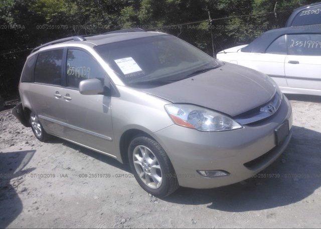 Inventory #793182744 2006 Toyota SIENNA