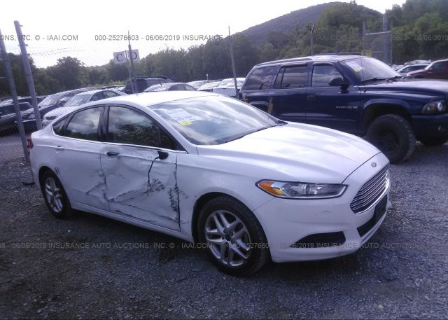 Inventory #657036512 2014 FORD FUSION