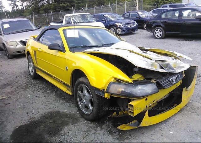 Inventory #831643614 2004 FORD MUSTANG