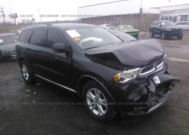 Inventory #846664015 2011 Dodge DURANGO