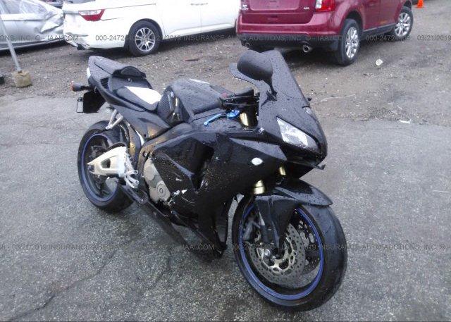 Inventory #815043112 2006 Honda CBR600