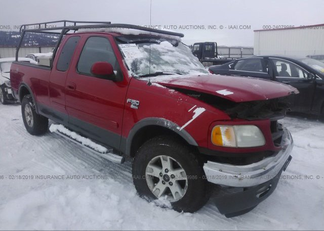 Inventory #512778261 2003 FORD F150
