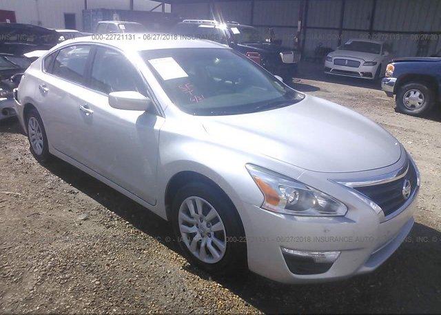 Inventory #154280577 2015 Nissan ALTIMA