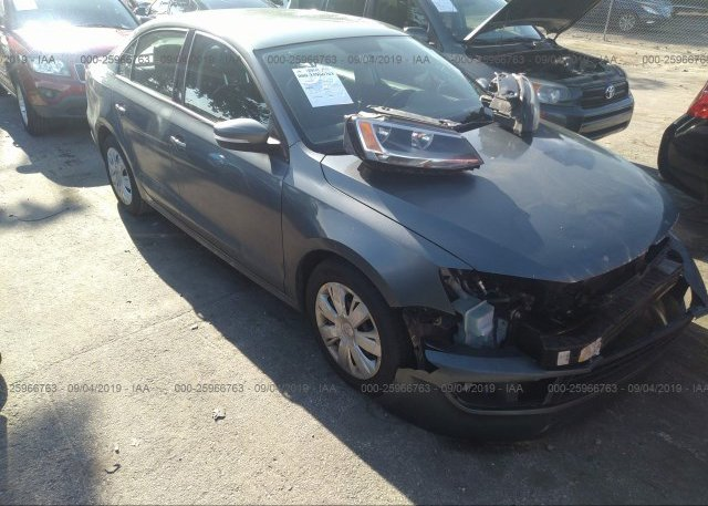 Inventory #857126110 2012 Volkswagen JETTA