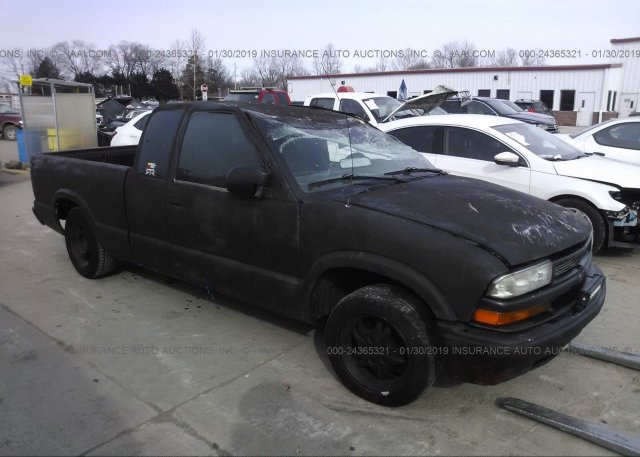 Inventory #374247618 1998 Chevrolet S TRUCK