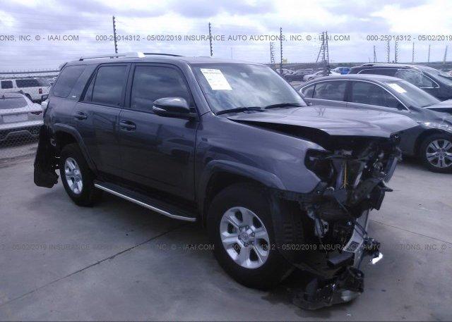 Inventory #312040904 2017 Toyota 4RUNNER