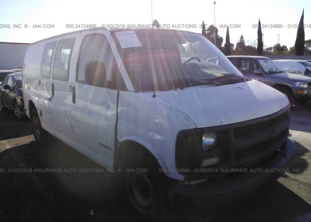 Inventory #247192264 2000 CHEVROLET EXPRESS G3500