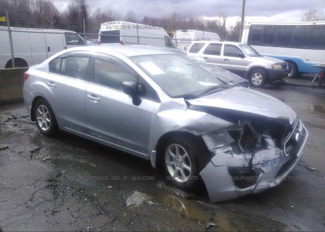 Inventory #588095617 2012 Subaru IMPREZA