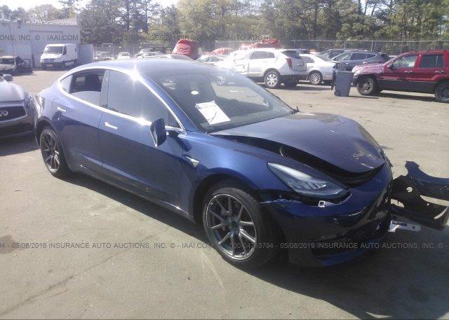 Inventory #362419276 2018 TESLA MODEL 3