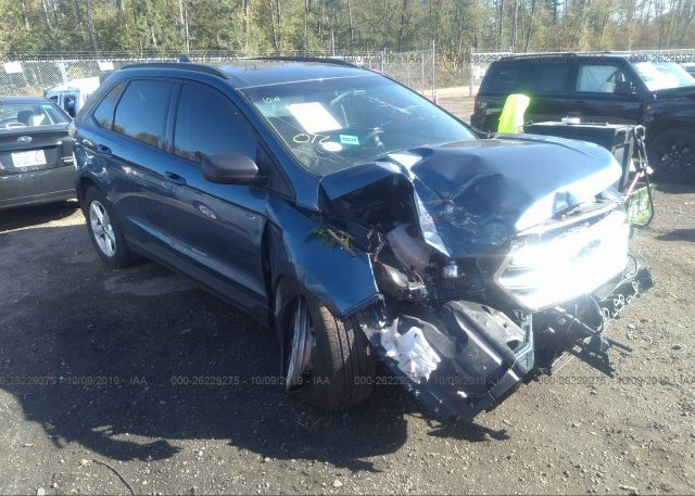 Inventory #254187095 2018 FORD EDGE