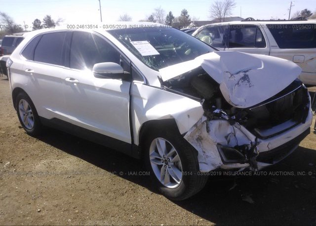 Inventory #456923544 2015 FORD EDGE