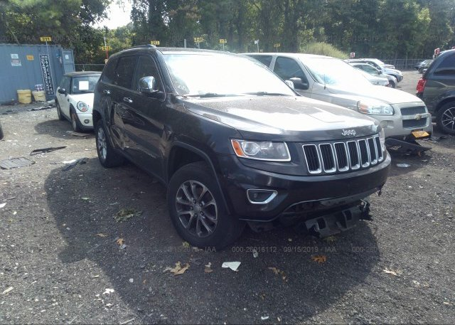 Inventory #775775345 2014 JEEP GRAND CHEROKEE