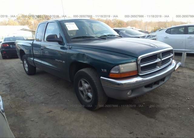 Inventory #207646151 1998 DODGE DAKOTA