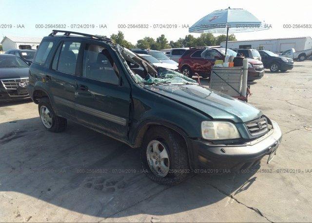 Inventory #116091554 2000 Honda CR-V