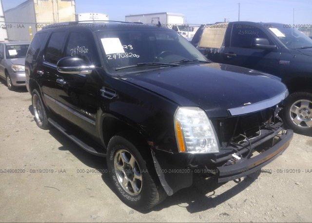 Inventory #256401144 2007 Cadillac ESCALADE