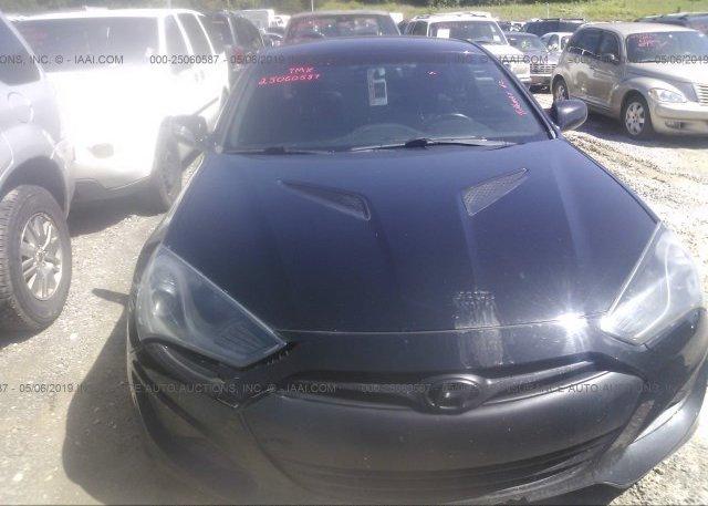 Inventory #853372738 2013 Hyundai GENESIS COUPE