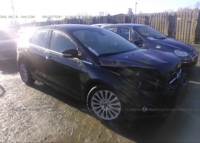 Inventory #999658663 2012 FORD FOCUS