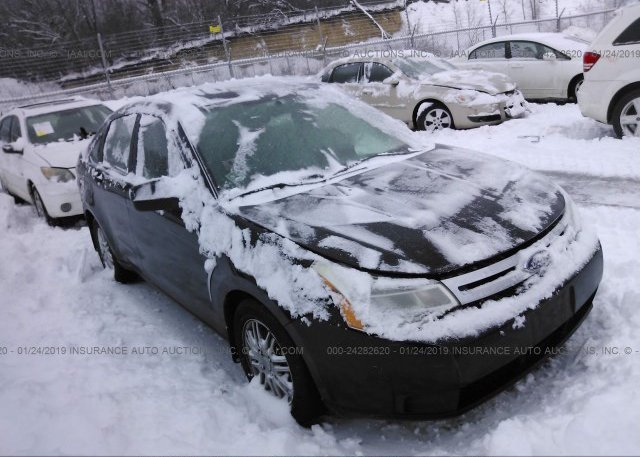 Inventory #608245569 2008 FORD FOCUS