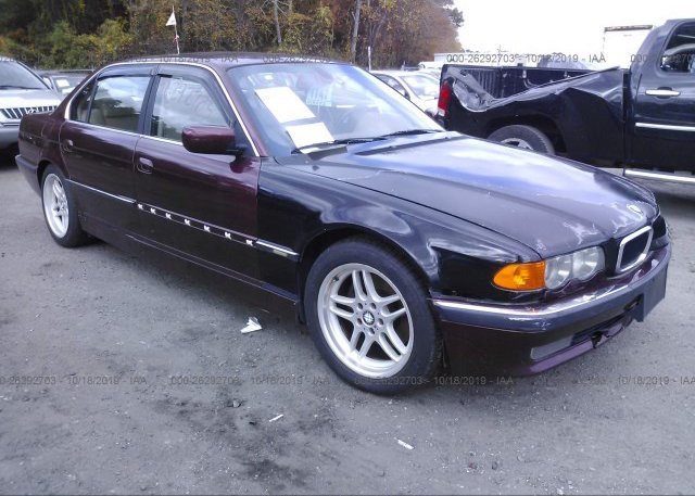 Inventory #768964377 2001 BMW 740