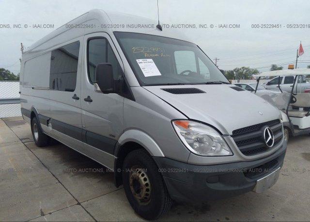 Inventory #692027470 2012 MERCEDES-BENZ SPRINTER
