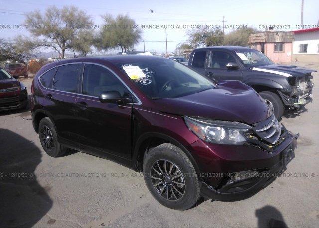 Inventory #669391381 2014 Honda CR-V