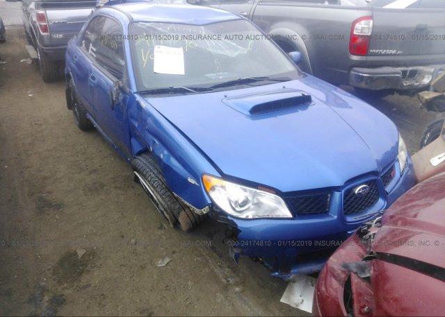Inventory #564120816 2007 Subaru IMPREZA