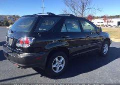 2002 LEXUS RX - JTJGF10U920149299 rear view