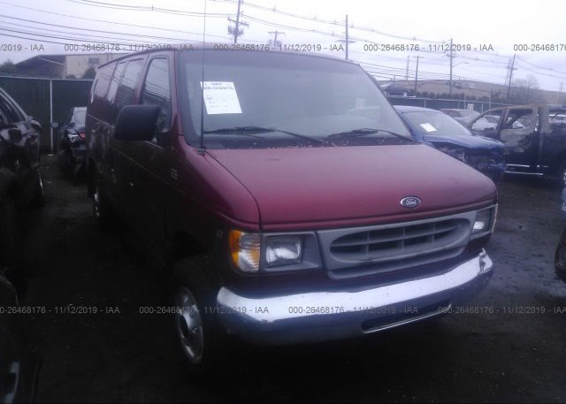Inventory #541274409 2002 FORD ECONOLINE