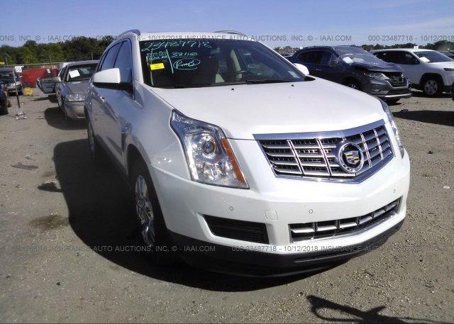 Inventory #140585114 2016 Cadillac SRX